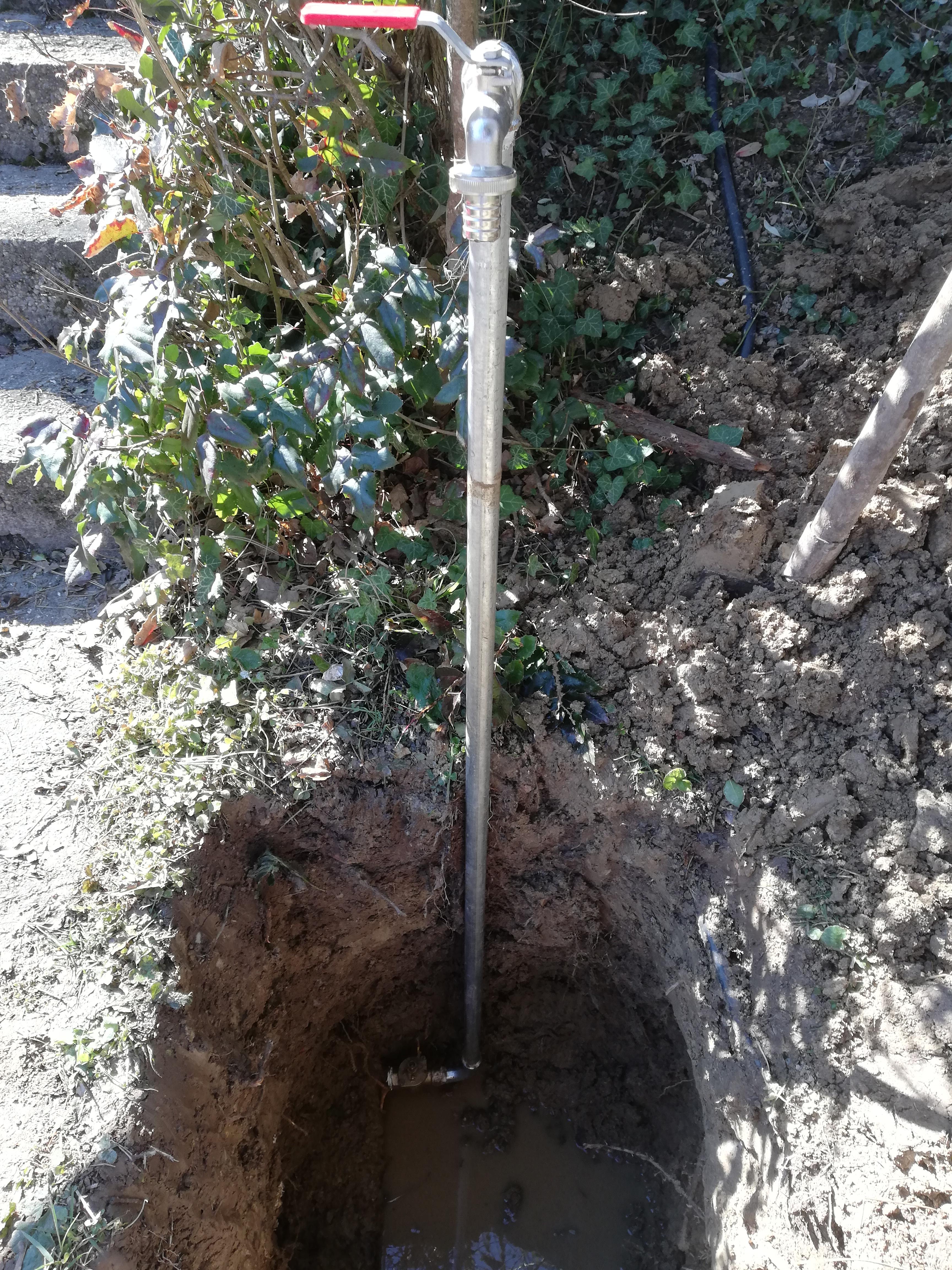 vízvezeték szerelés
